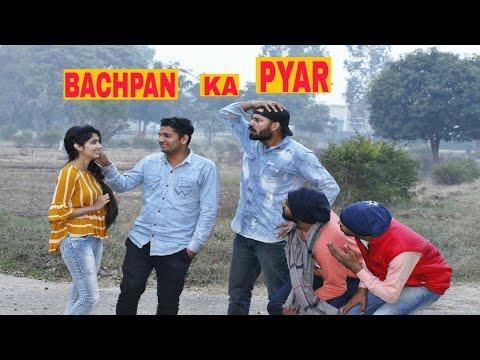 Xxx Mp4 बचपन का प्यार Childhood LOVE Story Haryanvi Comedy Video Swadu Staff Films 3gp Sex