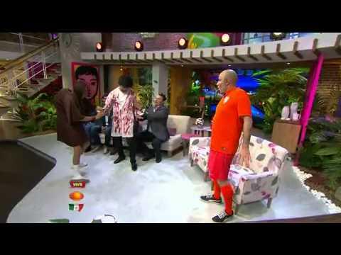 Frank e Igor con Robben