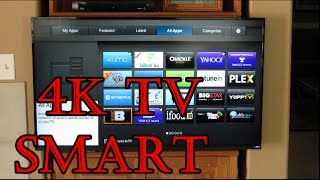 Discover the difference a 4K Smart TV will make - Imaging remarkable quality