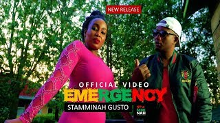 Stamminah Gusto - Emergency (official video)