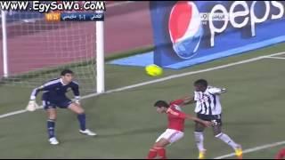 اهداف مباراة الأهلى المصرى و مازيمبي الكونغولى