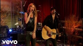 Sugarland - Happy Ending (AOL Sessions)