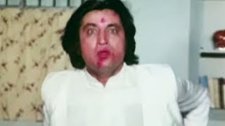 Shakti Kapoor, Aruna Irani in bedroom, Suhaagan, Romantic Scene 6/13