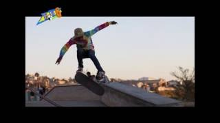 African Skateboarding Championship : Madagascar Qualification Highlight (from RTA's