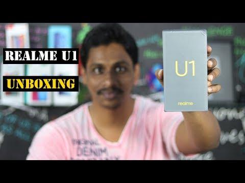 Xxx Mp4 Realme U1 Unboxing Telugu Tech Tuts Mobile Under 12000 3gp Sex