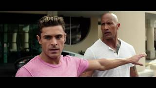 Baywatch - Summer saves the Day - deleted scene (2017)