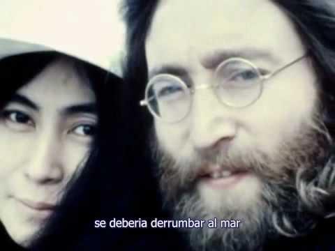 John Lennon Stand by me Subtitulos Español
