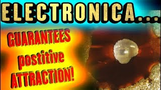 Hot Sexy electronica- Positive GUARANTEED attraction!