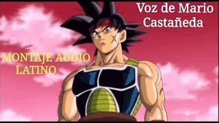 El episodio de Bardock con la voz de Mario Castañeda Audio Latino Montaje episodio Completo