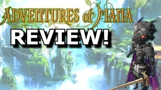 Adventures of Mana Review! The BEST Final Fantasy Remake? (PS Vita)