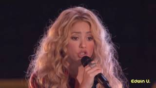 PERFORMANCE COACHES THE VOICE    Shakira, Adam Levine, Usher