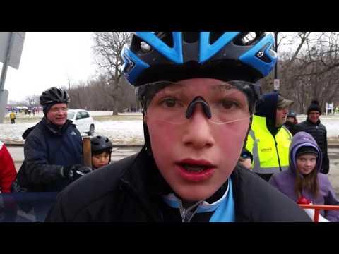 Ryan Campbell - Mens 13-14 National Champion