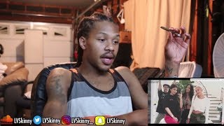 Kylie Jenner Pregnant With Travis Scotts Baby! Tyga Speechless (Reaction Video)