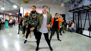 [GP] BTS - MIC Drop dance cover by G.O.D [БАМБУК-МАРКЕТ осень 2017 (26.11.2017)]
