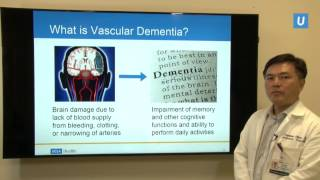 Diagnosis and Management of Vascular Dementia   UCLAMDCHAT Webinars