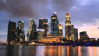 BEAUTIFUL, SINGAPORE TIME LAPSE