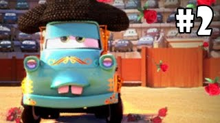 Cars Toon: Mater's Tall Tales - Walkthrough - Part 2 - El Materdor (PC HD) [1080p60FPS]