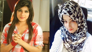 হিজাব পরে একি কাণ্ড করলেন অভিনেত্রী মাহিয়া মাহি | Actress Mahiya Mahi | Bangla News Today