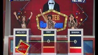 [FULL] Melody, Shania & Vienny JKT48 @ Mister Game Show T7 170409