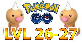 Pokemon GO | Weedle Power | XP Boost lvl 26-27