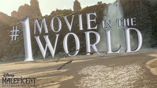 "Disney's Maleficent: Mistress of Evil | ""#1 Movie in the World"" Spot"