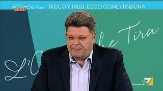 Gian Luca Brambilla sul taglio ai vitalizi: