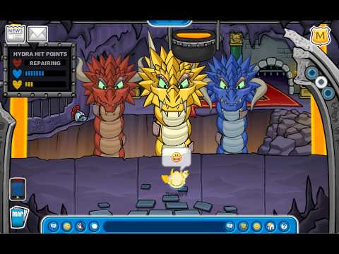 Knight s Quest 3 Medieval Party 2011 Club Penguin