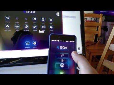 Review - V-linker Wireless WiFi Display Dongle by GGMM