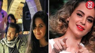 Iulia Gets Insecure With Salman – Katrina's Closeness | Nepotism Debate In Bollywood