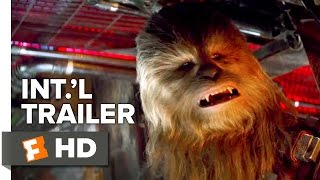 Star Wars The Force Awakens Official Japanese Trailer 2015 Star Wars Movie HD