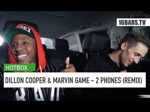 Dillon Cooper & Marvin Game - 2 Phones (Hotbox Remix) // 16BARS.TV