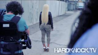 Tyga - Rack City - NEW Music Video Behind The Scenes W/ Blac Chyna (Official Video)
