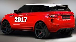 Range Rover Evoque 2017 Price and Specifications