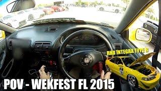 POV - WekFest Palm Beach 2015 in RHD Integra Type R
