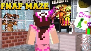 Minecraft: FIVE NIGHTS AT FREDDY'S MAZE - PAT PARADISE [1]