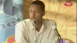 Big Brother Revolution - Yacobe Participated for Ethiopia