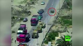 شجاعة جندي مصري أنقذت العشرات من مجزرة