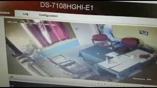 JD(S) leader's rape attempt caught on camera
