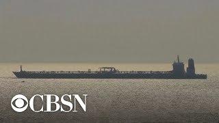 U.S. fears Iran seized UAE-based tanker in Strait of Hormuz