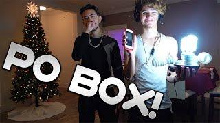 FINALLY GOT A PO BOX! LET THE FAN MAIL BEGIN!