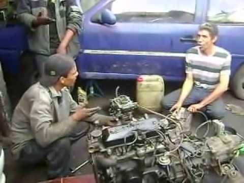 mecanico bravo com motor que nao pega