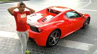 RICHEST KID OF DUBAI BIRTHDAY SURPRISE  !!!