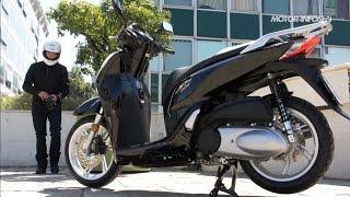 Essai Honda SH 300 2015