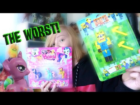 THE WORST OF FAKE TOYS