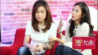 PEP TALK: Toni and Alex Gonzaga dish out qualities they love and hate about each other