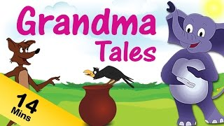 Grandma Stories For Children | Panchatantra Stories For Kids | Moral Stories Collection in English