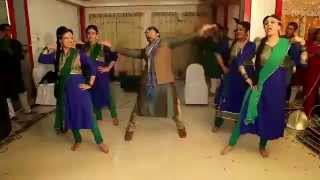 Bangladeshi Wedding Dance- Tenu leke by the groom himself.