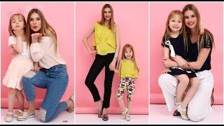 Anne Kız Kıyafetleri Anneler Gününe Özel Giyim Koleksiyonu