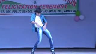 Dance in D.A.V. ARA Kujju | Dhananjay(DJ)