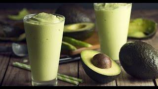 عصير الأفوكادو والموز | Recipe - Avocado & Banana